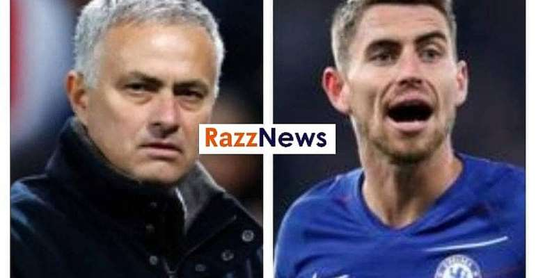 Chelsea's Jorginho Is The Best Midfielder In Europe- Jose Mourinho