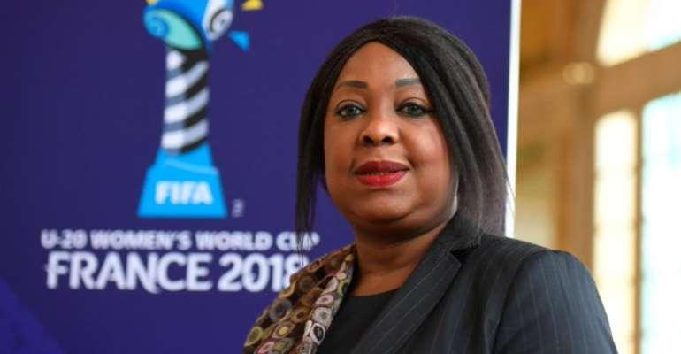 FIFA General Secretary Faouma Samoura Endorses Africa Women's Sports Summit