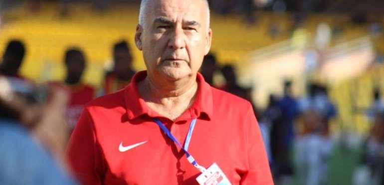 Inter Allies Technical Adviser Pledges Beautiful Football