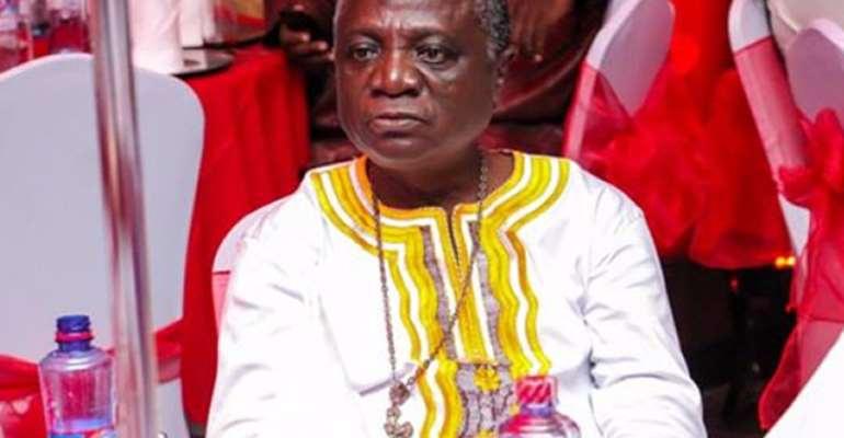Highlife Musician Nana Kwame Ampadu