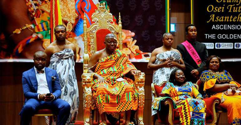 Why The Chieftaincy Institution In Ghana Does Not Compromise Democracy