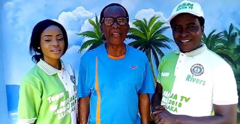 Regina Daniels and other nollywood stars campaigns for SSN reality Show