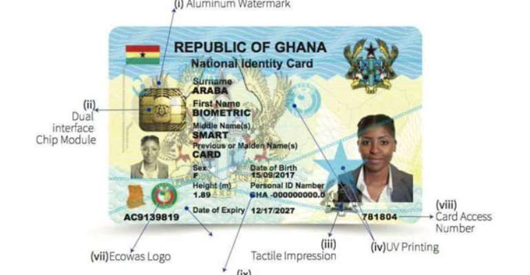 Ghana Card: All Hands On Deck