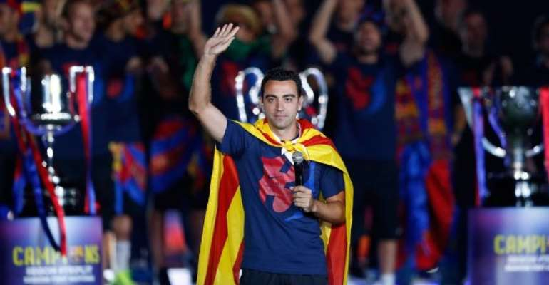 Ex-Barca, Spain Midfielder Xavi To Retire At End Of Season