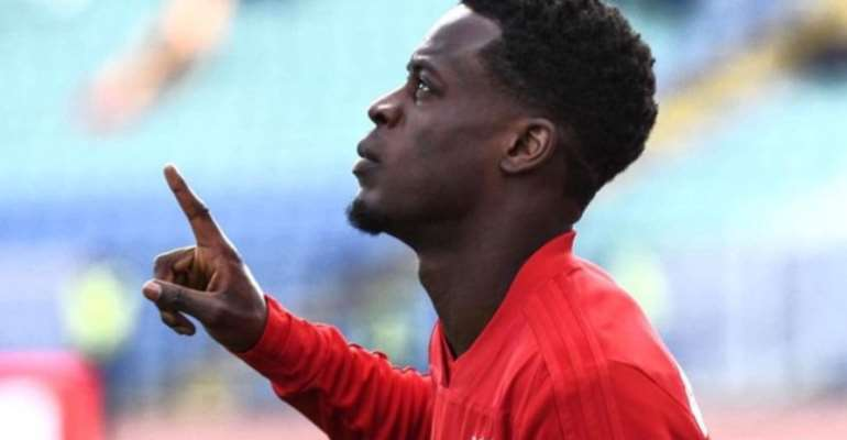 Trabzonspor Join Besiktas In Race To Secure Edwin Gyasi's Serivces