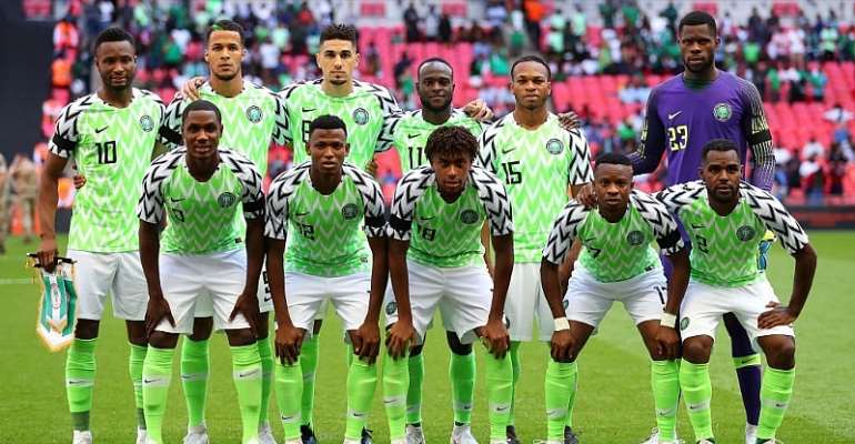 AFCON 2019: Nigeria To Play Senegal And Zimbabwe In AFCON Preps
