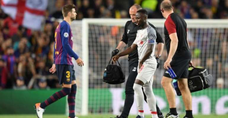 Liverpool's Naby Keita Close To Being Ruled Out For Guinea's Afcon
