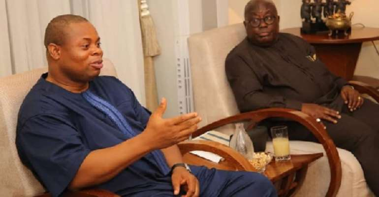 Franklin Cudjoe has dared President Akufo-Addo to hold a live Facebook Q&A session