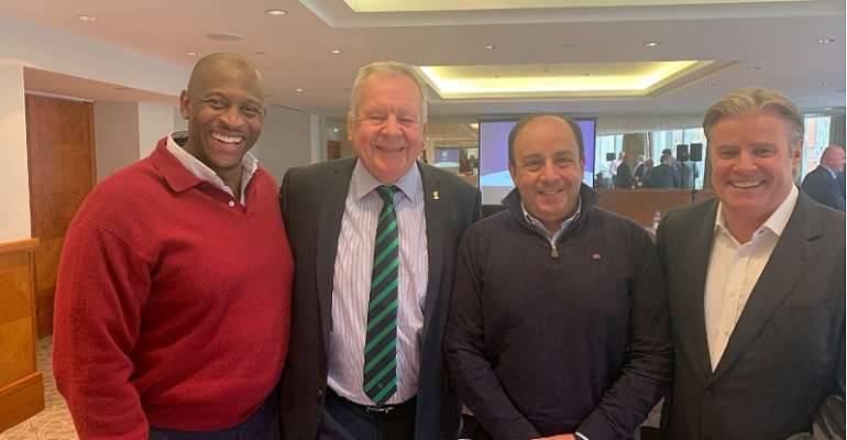 Ghana Rugby Congratulates World Rugby EXCO Members On Election Results