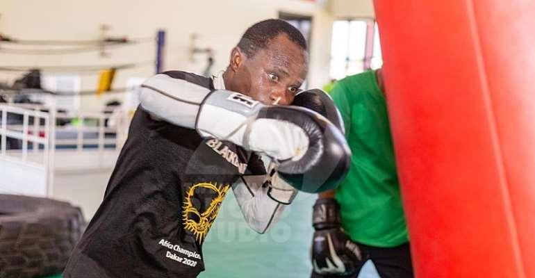 Black Bombers intensify training towards Tokyo Olympic Games at TSEL