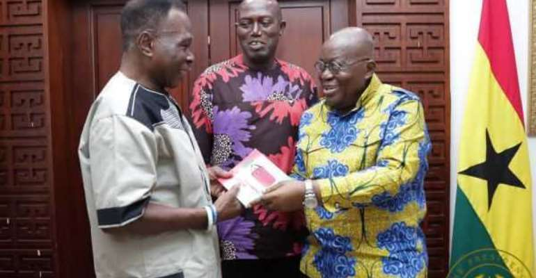 D. K. Poison gave me GHc500 after helping him to secure his locked up $45,000 – Ekow Asmah