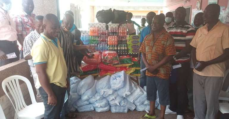 Clap for Jesus fun club reaches out to REMAR children's home