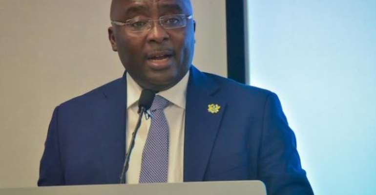 Free SHS Policy not compromised quality education — Bawumia