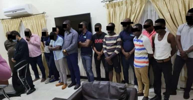 13-member gang with over $5 million fake currency busted at Airport