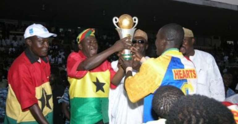 Confederation Cup finals gross over two billion cedis