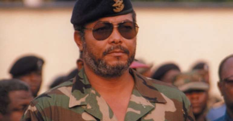 Rawlings Predicts Coup If NPP Wins Polls?