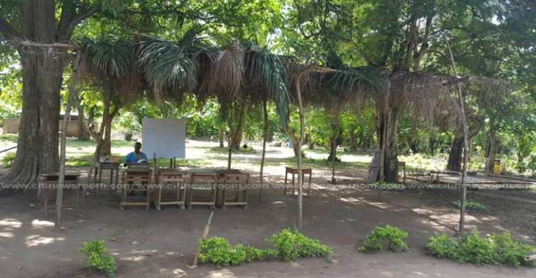 Congested Dorms, Classes Under Trees Is The Norm At Shia Sec/Tech