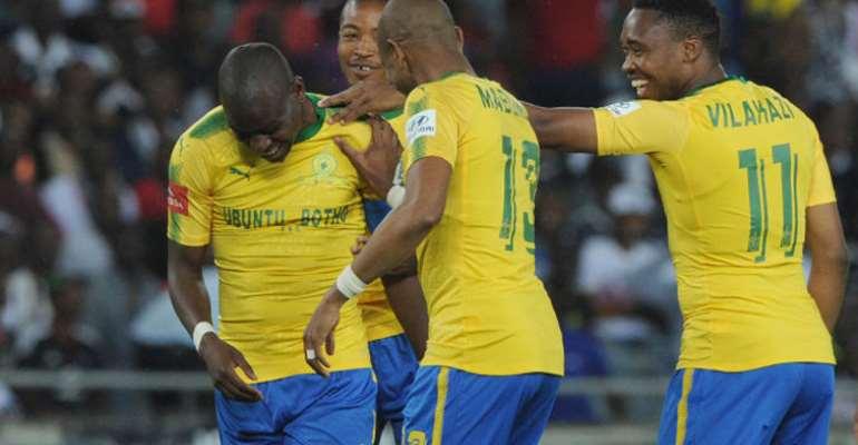 Sundowns Battle Wydad For CAF CL Final Spot