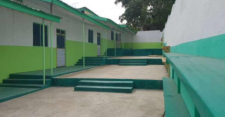 Dreams FC Commissions New Facility To House First Team