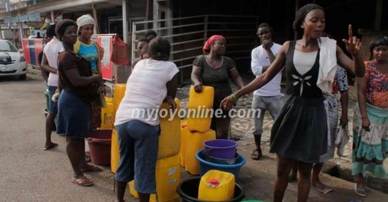 Sanitation Ministry Gets $1.5m To Boost Water Supply