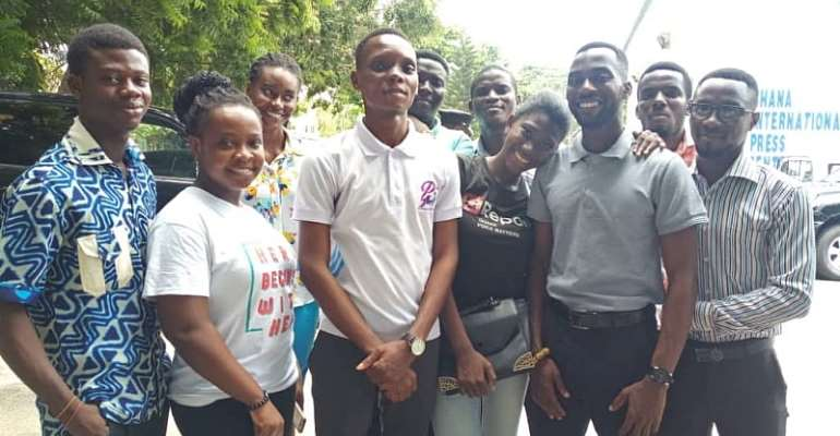 GIJ Writers And Debaters  Society Holds First Ever Elections