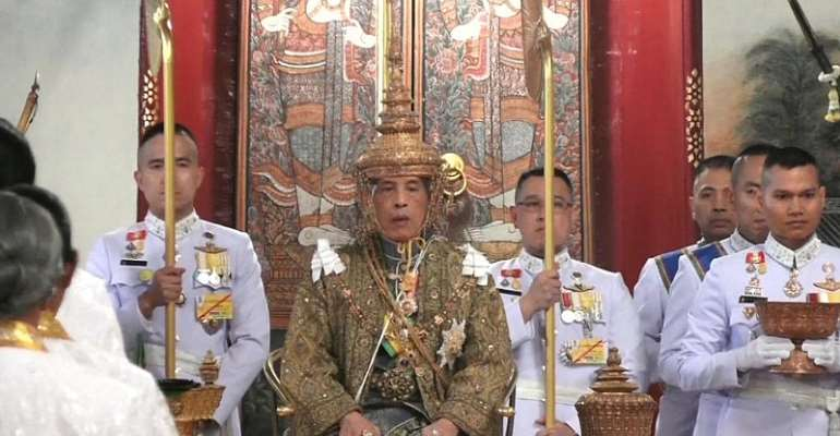 AFP / Thai TV Pool via REUTERS