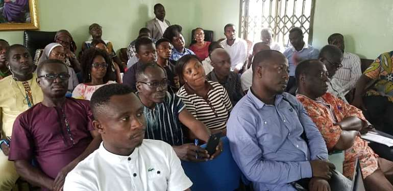 Private Schools Council Train Stakeholders On New Education Curriculum