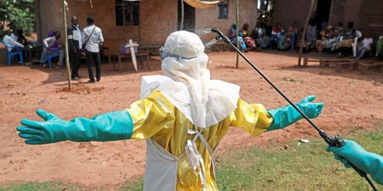 Ebola Death Toll In Congo Accelerates Despite The Assurance That Everything Will Be Under Control