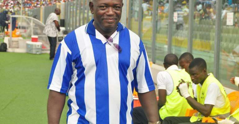 No Cancellation Of Ghana Premier League For Now, Says Great Olympics Chief