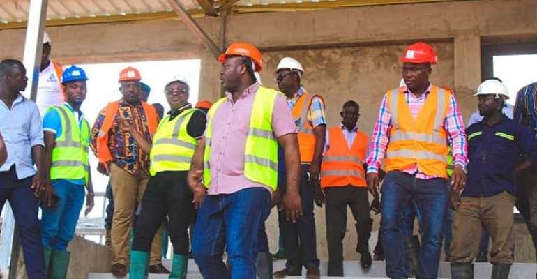 Sports Minister To Pay Working Visit To Sekondi Sports Stadium