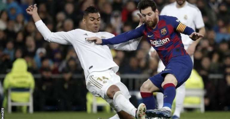 La Liga Aiming For June Restart As Clubs Return To Training This Week