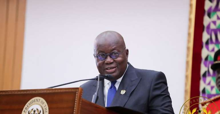 Domelevo wasn't forcibly removed – Akufo-Addo