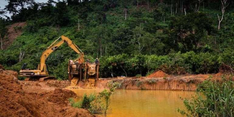 Govt not thinking outside the box in galamsey fight — Xavier Sosu