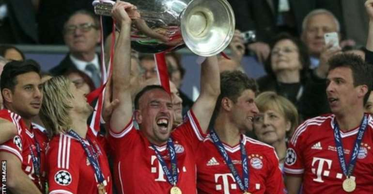Ribery Will Leave Bayern Munich In Summer With 'No Plan Yet For Next Season'