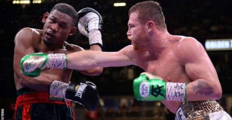 Saul 'Canelo' Alvarez Beats Daniel Jacobs To Unify Middleweight Division