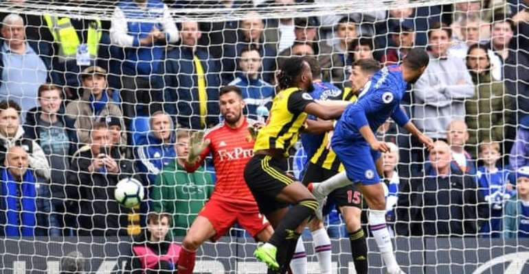Chelsea Up To Third With Win Over Watford