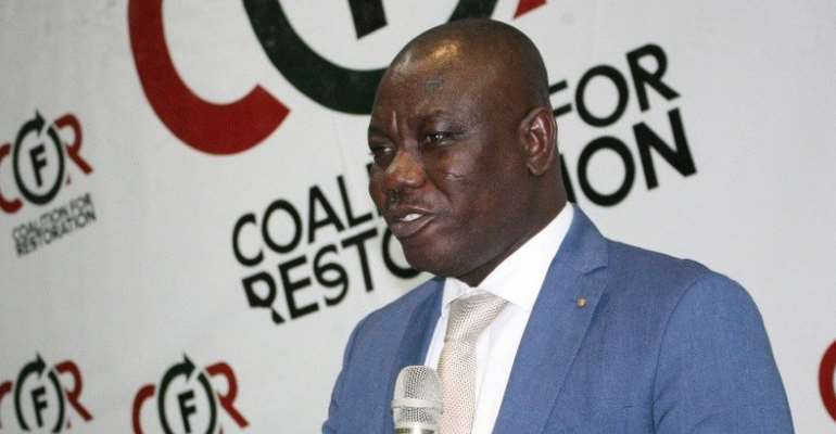 Don't Be Listening To Bawumia, He Does Not Understand Economy – Adongo