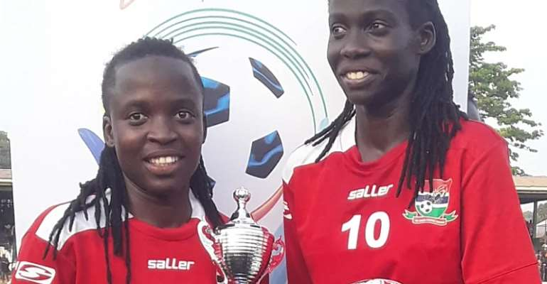 Meet The Twins Living Their Football Dream In Gambia