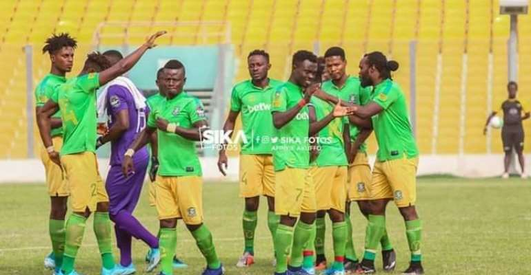 Coronavirus: Adduana Stars Kick Against Truncation Of 2019/20 Ghana Premier League