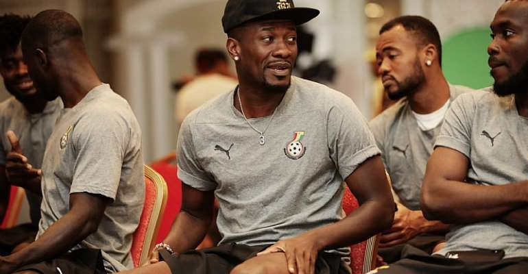 Some Journalists Are Being Paid By Black Stars Players - Asmaoah Gyan Alleges