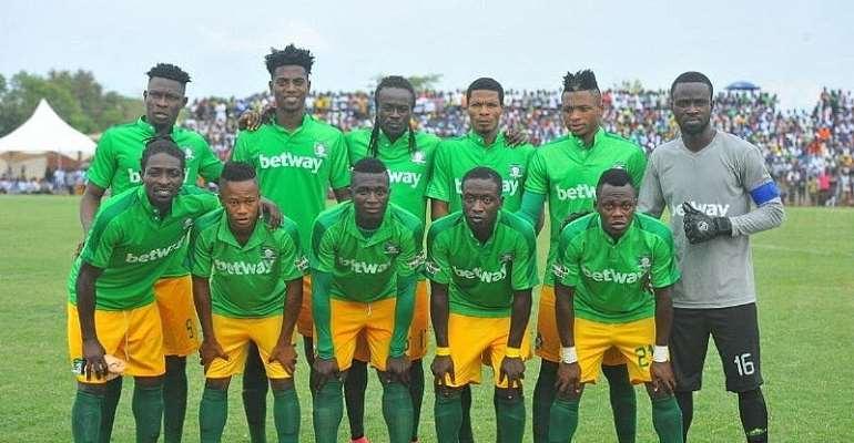 Aduana Stars Oppose Cancelation Of 2019/2020 Football Season