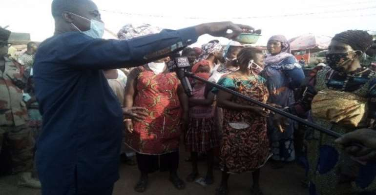 Use Satellite Markets To Help Prevent COVID-19 Spread — Bono East Minister