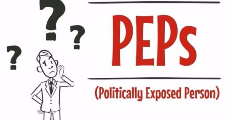 Who is a Politically Exposed Person (PEP)