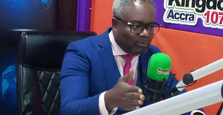 My LPG government will create 24/7 economy to boost employment—Kofi Akpaloo