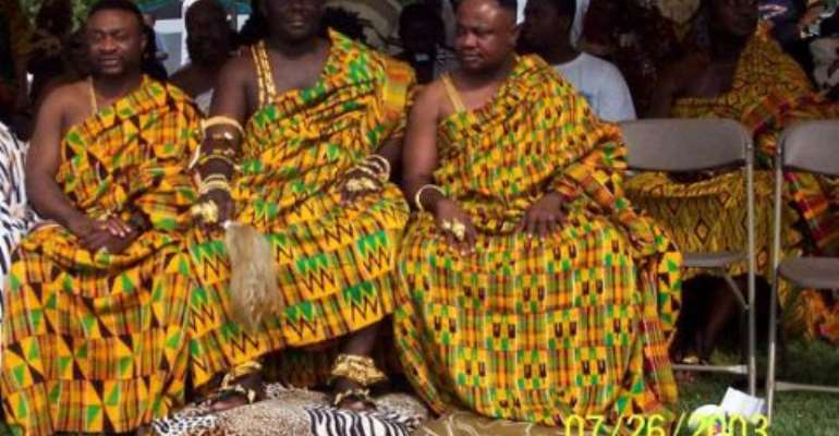 GhanaFest Florida salutes African culture
