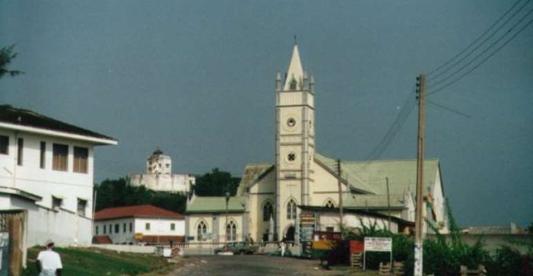 Cape Coast mourns Pope John Paul II