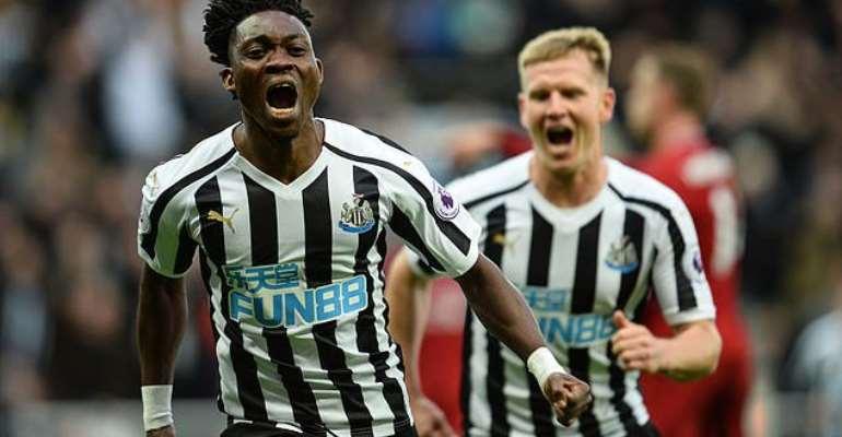 Atsu Hails Newcastle United Teammates Despite Liverpool Defeat