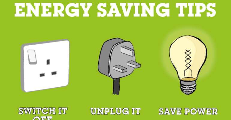 Energy Saving Tips 101