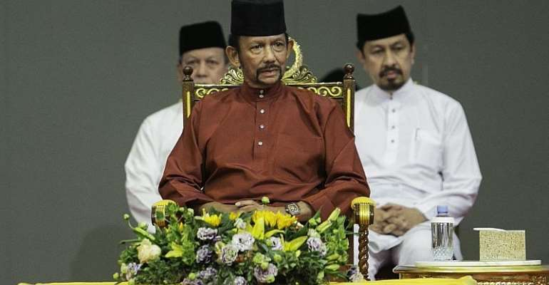 Sultan Withdraws Decision To Enforce Brunei's Gay Sex Stoning Law