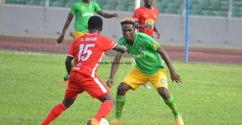 'I Am Ready For National Team Duties' - Aduana Stars Winger